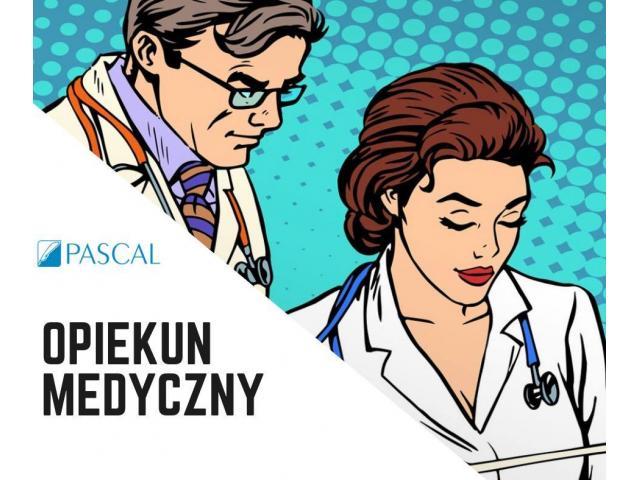 Opiekun medyczny - kierunek medyczny bezpłatny!