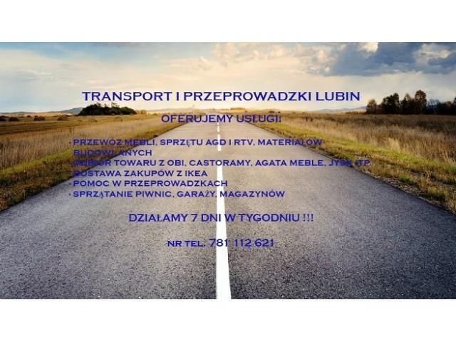 Transport i przeprowadzki